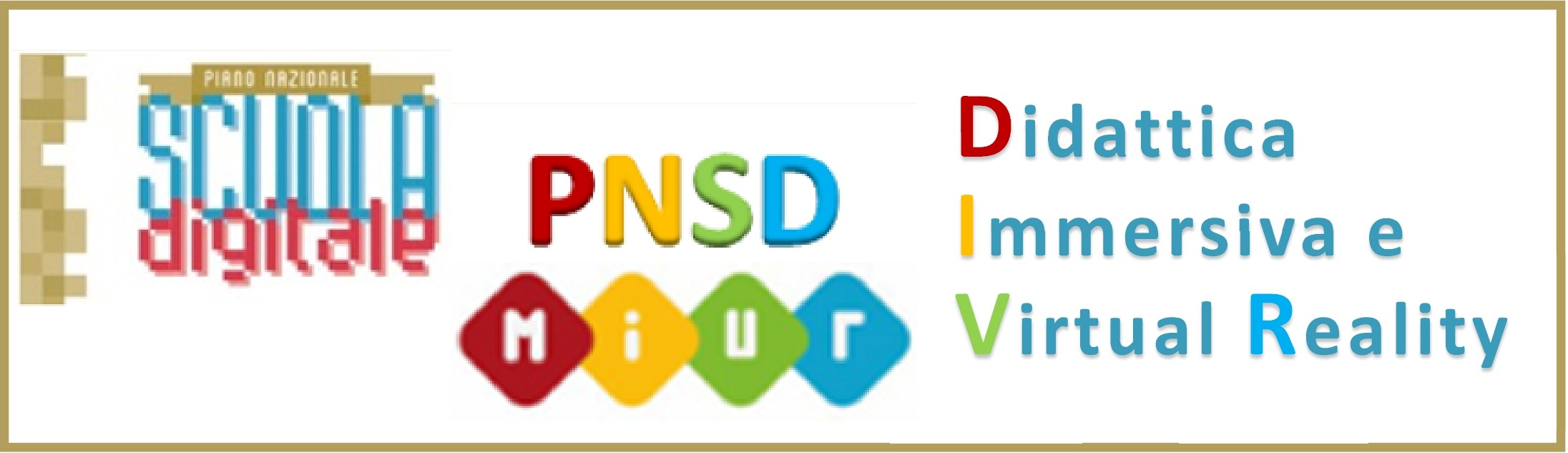 PNSD-Didattica Immersiva e Virtual Reality
